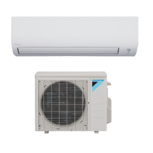 Daikin 15 Series Ductless Wall-Mounted Heat Pump Product Image