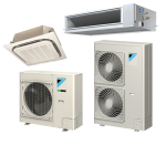 Daikin Skyair Heat Pump Product Image