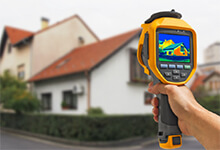 SunAir's energy efficiency audit analyzes and evaluates your existing energy use with an eye towards financial savings.